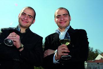 カタルジーナ 醸造家 キショフ兄弟