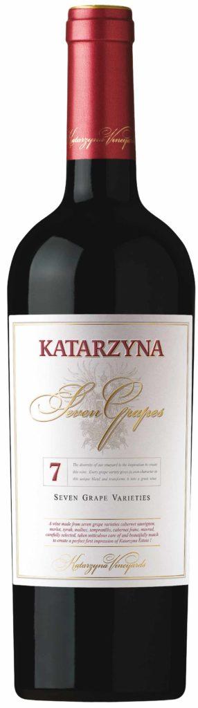セブングレイプス 赤ワイン
